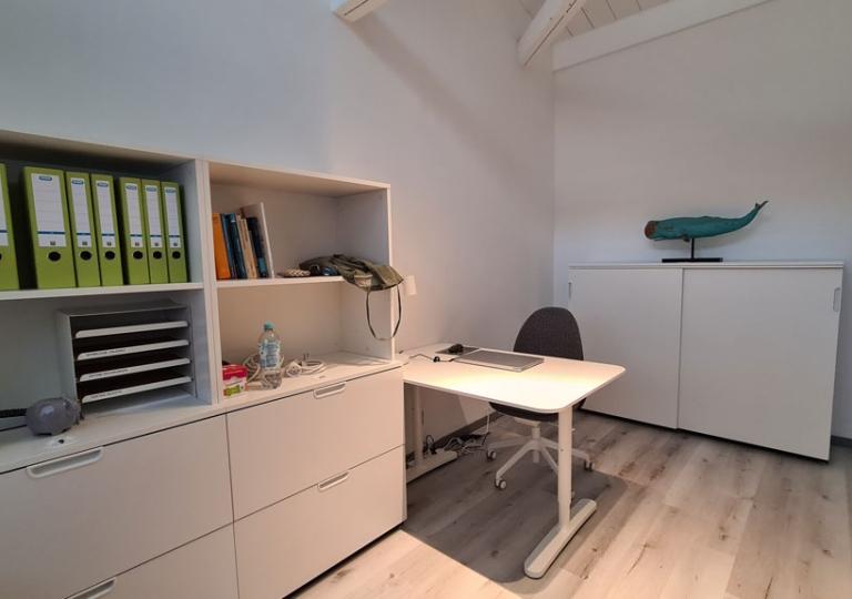 Büro / Anmeldung